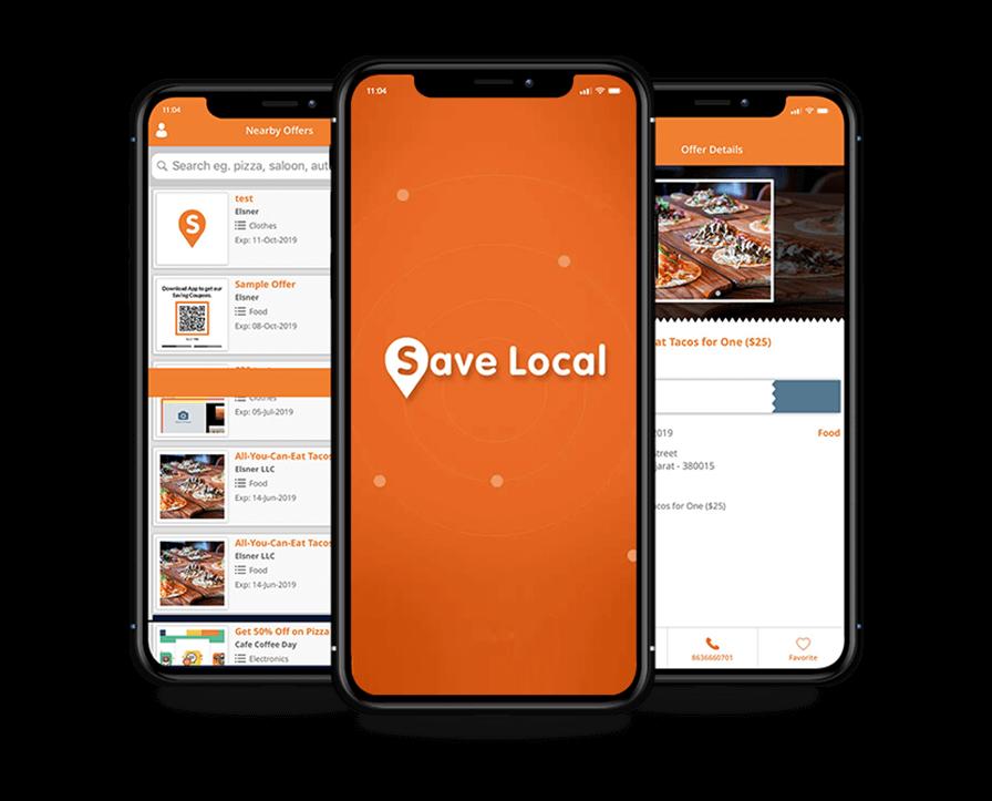 save Local