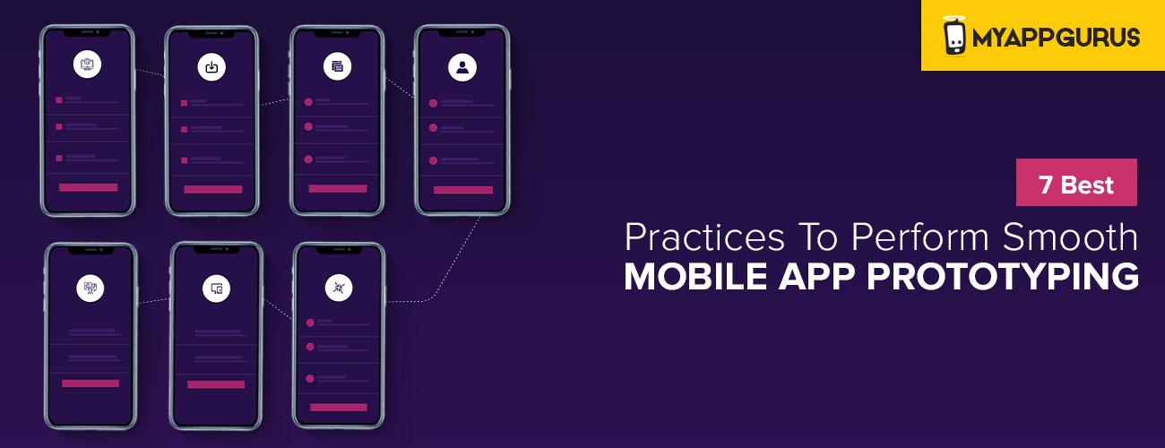 Mobile App Prototyping - MyAppGurus.com
