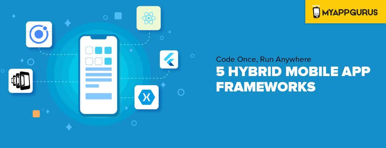 Hybrid Mobile App Framework