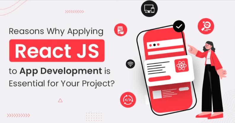 React JS to App Development Projects