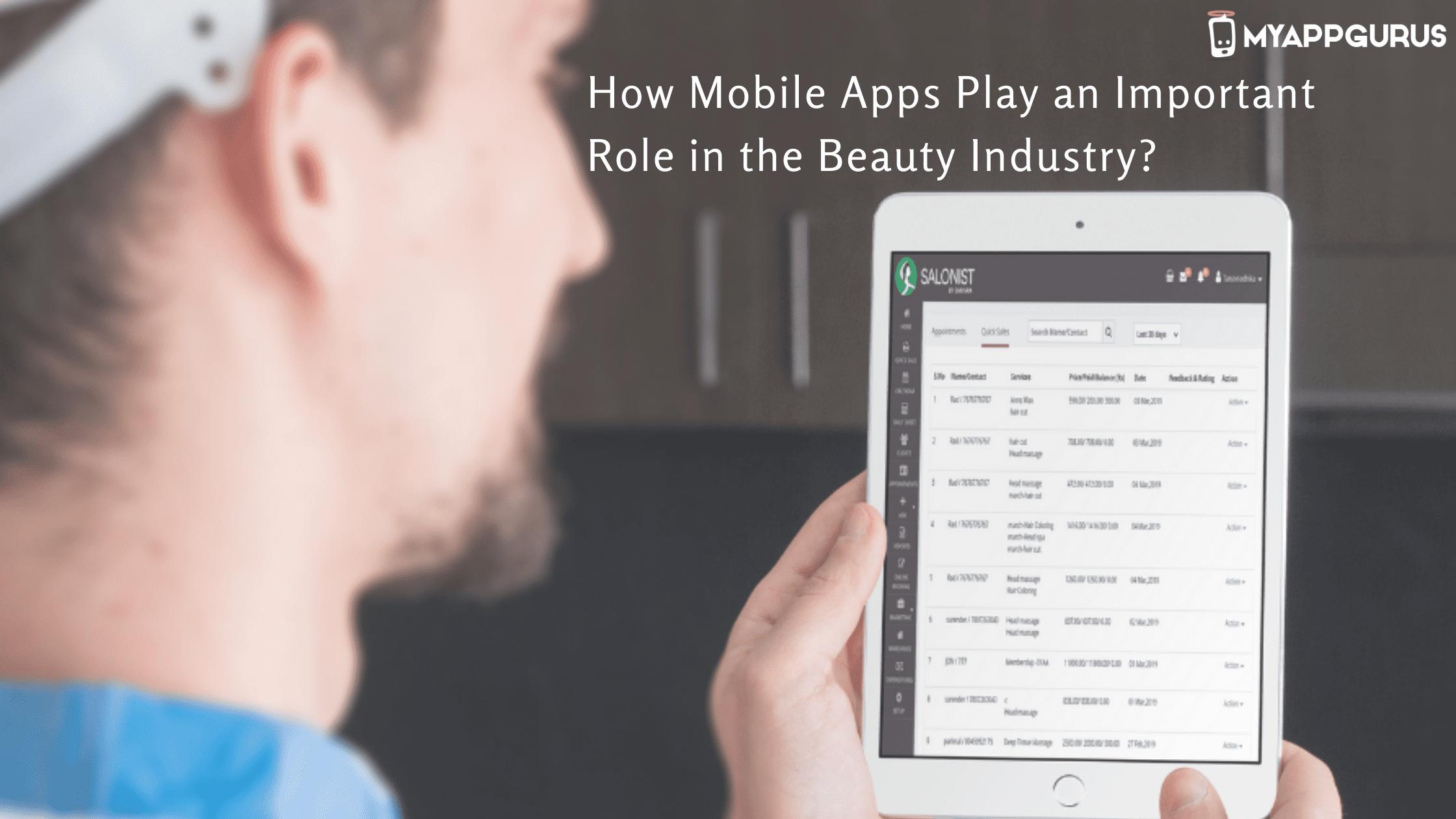 salon mobile app